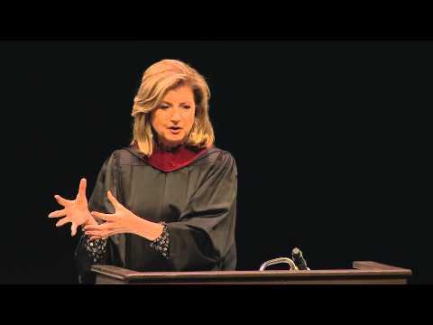 Arianna Huffington's USM Class of 2015 Commencement Speech