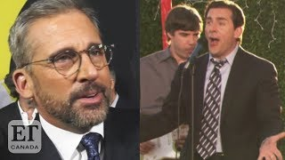Steve Carell Reacts To 'The Office' Connection To 'The Morning Show'