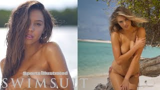 Kate Upton's and Alexis Ren's Hottest Videos  INTIMATES   Sports Illustrated Swimsuit