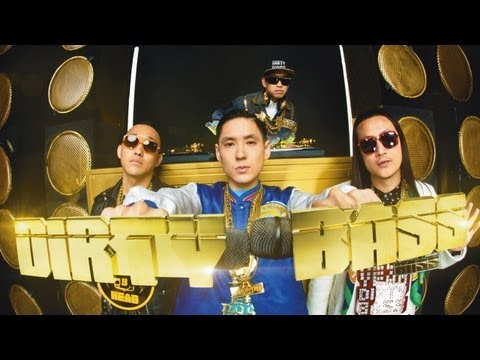 Far East Movement's Dope DIRTY BASS Look!