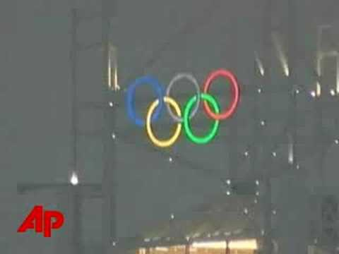 Opening Ceremony Kicks Off Olympics