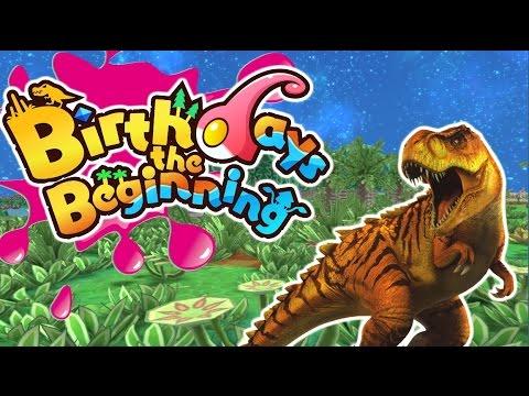 Birthdays The Beginning PC - Growing Dinosaurs! - Let's Play Birthdays Gameplay