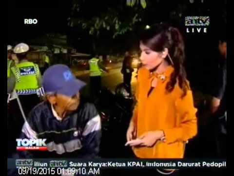 [ANTV] TOPIK LIVE Operasi Cipta Kondisi Polsek Cibinong 19/09/2015