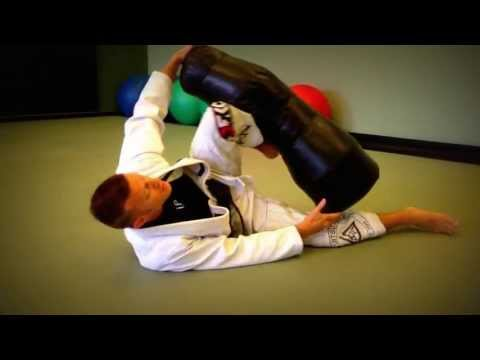 More BJJ Solo Drills - Guard Work Image 1