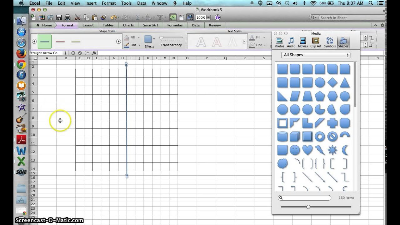 Make A Coordinate Plane With Excel