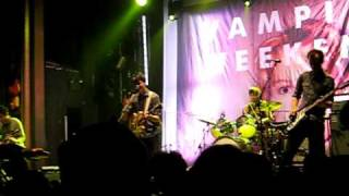 Vampire Weekend California English NEW SONG Live @ Webster Hall NYC 1.18.10