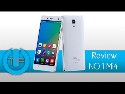 Review NO.1 Mi4 - Clone Xiaomi Mi 4