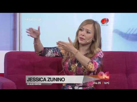 Algo Contigo - Jessica Zunino 19 de Octubre de 2016