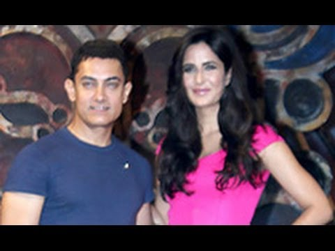 Aamir & Katrina Unveil 'Dhoom Machale' Song | Hindi Movie | Dhoom 3 | Abhishek Bachchan, Uday Chopra