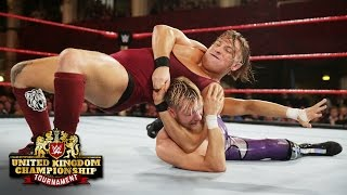 Pete Dunne uses his aggressive offense to ground Mark Andrews: WWE United Kingdom Tournament