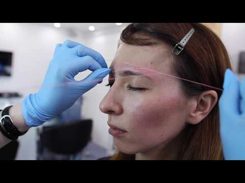 Как сделать идеальные брови. Beauty Bliss Studio