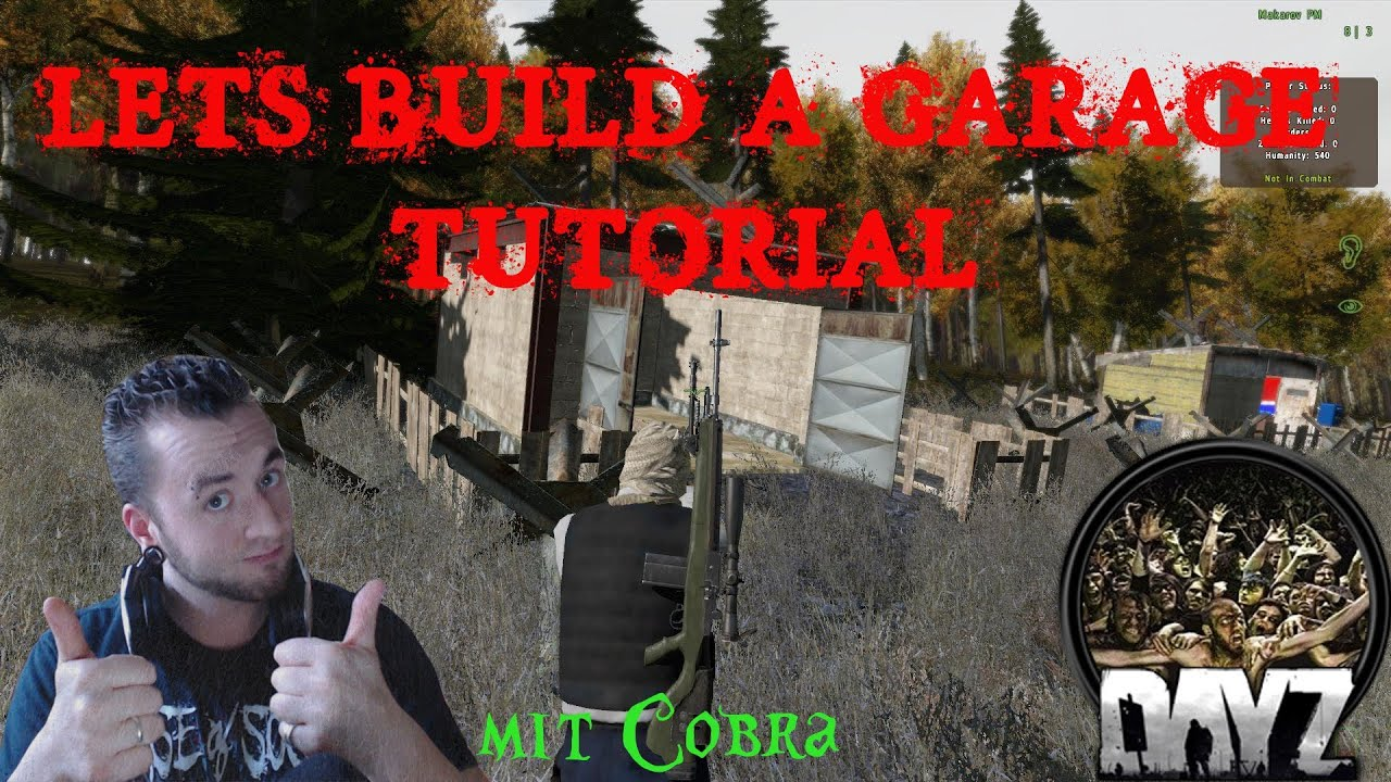 Building Garages In Dayz Origins