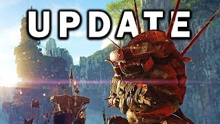 Anthem Update: NEW STORY & LORE DETAILS!