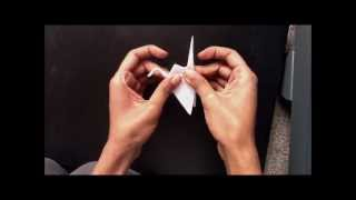 How To Make An Origami Paper Crane