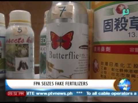 NewsLife: FPA seizes fake fertilizers || May 13, 2014