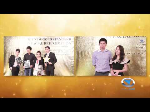 Venus Viva launched with Dr.Gold in Bangkok Thailand