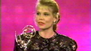 17TH Annual Daytime Emmy Awards - 1990 - Opener - Julia Barr and Cady McClain Win