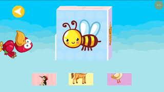 Teach your child to learn about animals, animals  /Baby jigsaw /Children's games /Part 2/maxgametube