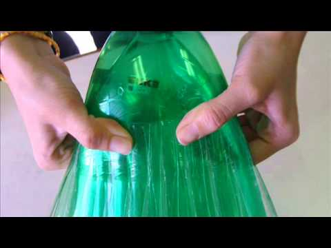 Reuse of soda bottles youtube for Useful things from waste bottles