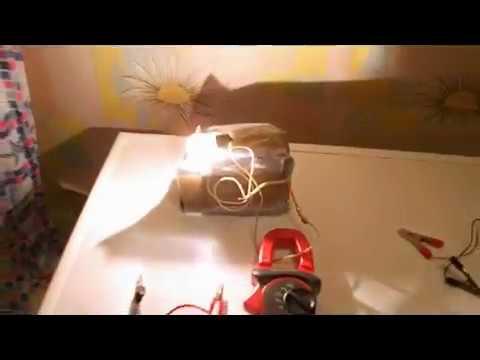 Вечный волосяной аккумулятор (ВВА) Тест-1