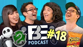FBE PODCAST | Adults React, Hogwarts, YouTube Comments (Ep #18)