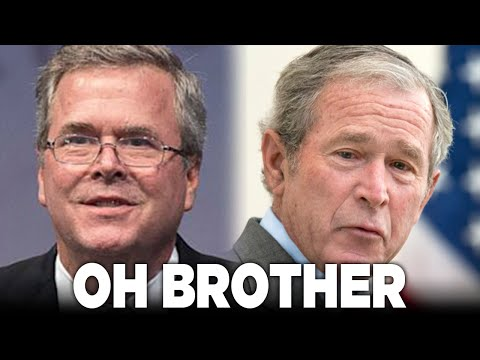 Jeb Bush Just Like His Brother In The Scariest Way