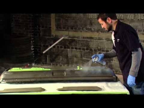 Dupli-Color 2013 Restoration Series: Dashboard and Steering Wheel Restoration Episode 10