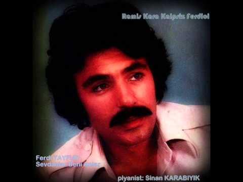 Ferdi TAYFUR - Huzurum Kalmadı (Altyapı & Karaoke)