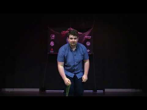 Andrew Bergen - 1A Final - 1st Place - VA States 2018 - Presented by Yoyo Contest Central