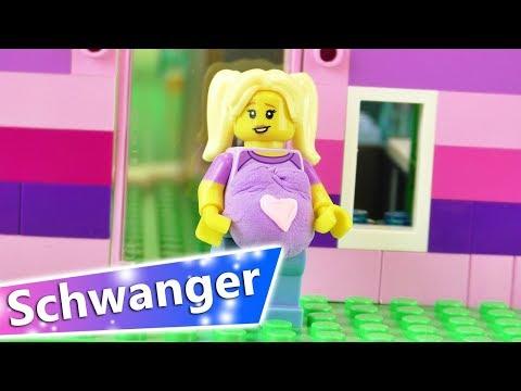 LEGO Traumhaus Besitzerin LISA ist schwanger | Lego Figur schwanger machen | Neues Outfit DIY Idee