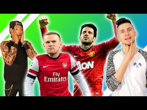 Rooney to Arsenal? Cesc to Man U? | Comments Below