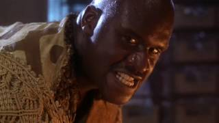 Bravo! Raging Kazaam transformed Malik into a basketball and killed him
