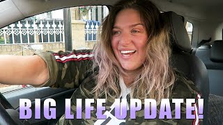 The Truth about YouTube & Big Life Update | LoseitlikeLauren