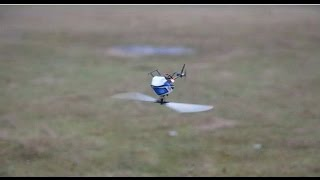 Wow! Amazing V977 RC Helicopter Acrobatics Show