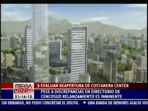 Postergan Costanera Center