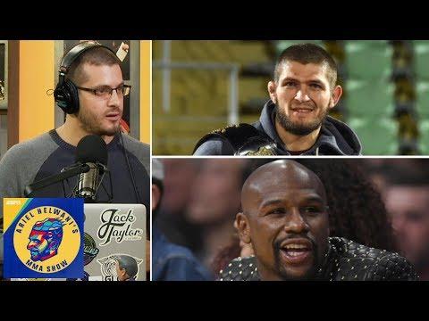 Khabib Nurmagomedov vs Floyd Mayweather makes no sense | Ariel Helwani's MMA Post-Show: Episode 17