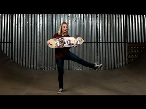Longboard BoardGuide Reviews: The Arbiter LCD with Lindsay