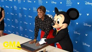 Robin Roberts celebrates 3 decades at Disney l GMA