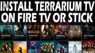 How to jailbreak your fire stick and install terrarium tv