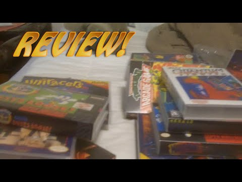 Custom Game Cases Review