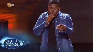Top 4 Reveal: King B - 'Kahle' – Idols SA | Mzansi Magic