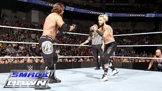 Enzo Amore vs. AJ Styles: SmackDown, 7. Juli 2016