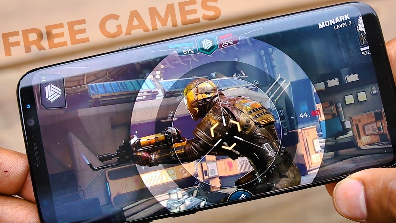 New android games in apk