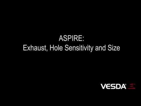 ASPIRE: Exhaust, Hole Sensitivity and Size