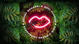 Download Lagu Benny Benassi & Sofi Tukker - Everybody Needs A Kiss [Ultra Music] Gratis STAFABAND