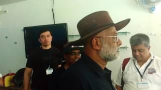 Cricket Heritage Tour in Wankhade Stadium | CricketGraph.com