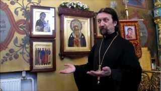 экскурсия по храму преподобного Серафима Саровского