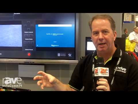 InfoComm 2014: Arrive Systems Discusses ViewPoint Rich Media Lecture Capture System