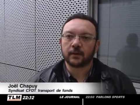 Vol : 11 millions d'euros évanouis dans la nature (Lyon)