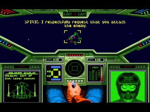 Before Star Citizen - Chris Roberts Presents Wing Commander